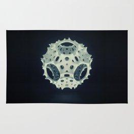 Icosahedron Bloom Rug