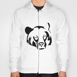 Lazy Grizzly Hoody