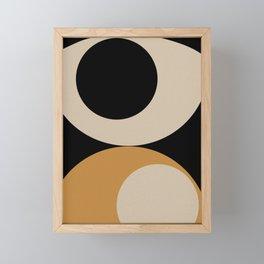 Aimlessly in Circles - Tear Framed Mini Art Print