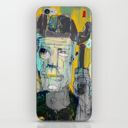 The Good, The Bald & The Ugly iPhone Skin