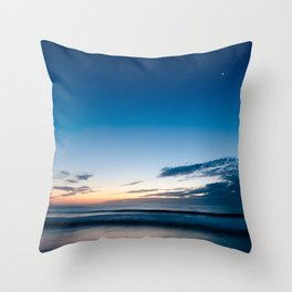 Sandbridge Before Dawn Throw Pillow