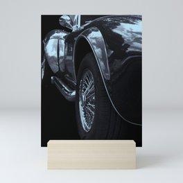 speed - vintage ac cobra sports car Mini Art Print