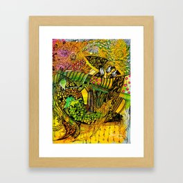 Razzmatazz | Limited Edition of 50 Prints Framed Art Print