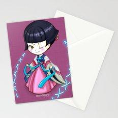 Chibi_corea Stationery Cards