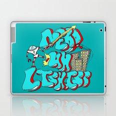 Nerds Are Heroes Laptop & iPad Skin