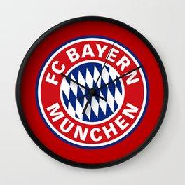 Bayern Munchen Wall Clock