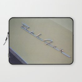 Vintage Bel Air Laptop Sleeve