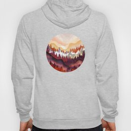 Amber Forest Hoody