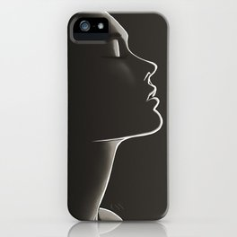 Karlie iPhone Case