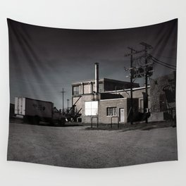TCM #6 - Slaughterhouse Wall Tapestry