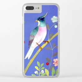 chinois 1731: twilight variations Clear iPhone Case