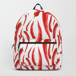 Red Hot Chili Backpack