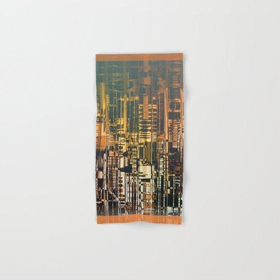 Density / Urban 28-08-16 Hand & Bath Towel