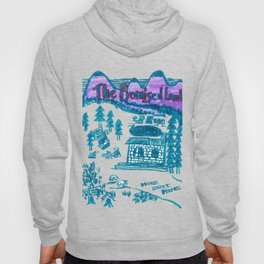 drawing_the promised land Hoody