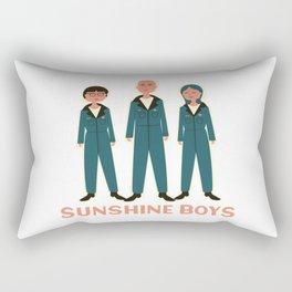 Sunshine Boys 2020 png Rectangular Pillow