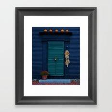 Do Come In ... Framed Art Print