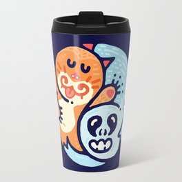 Ginger & The Spook Travel Mug