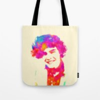 harry Tote Bags featuring Harry by deff