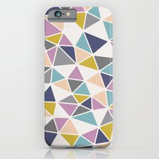 Faceted Heart iPhone 6s Slim Case