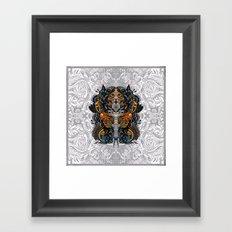 Return to Air Framed Art Print