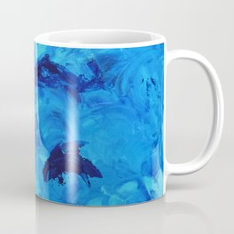 Dolphins Frolicking in the Ocean Coffee Mug