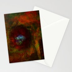 The cave of the shaman Stationery Cards