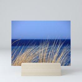 La dune Mini Art Print