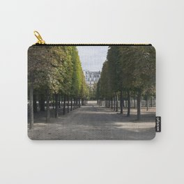 Tuileries Garden in the fall Carry-All Pouch