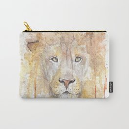 Beautiful African Lion Carry-All Pouch