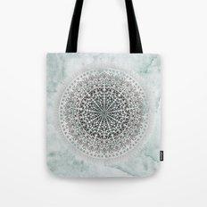 ICELAND MANDALA Tote Bag