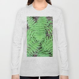 Fern From Above Long Sleeve T-shirt