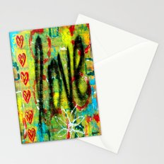 It All Starts With Love Stationery Cards