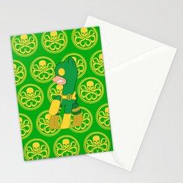 MU Pony Bob Hydra Stationery Cards