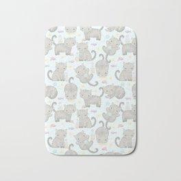 Kitten Cuteness Overload Bath Mat