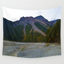 Kinney Flats on the Berg Lake Trail in British Columbia, Canada Wall Tapestry