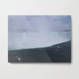 Niagra Falls #2 Metal Print