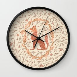 Mythical Beasts 1 Wall Clock