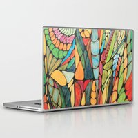 wizard Laptop & iPad Skins featuring Wizard by Alamogordo