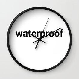 waterproof Wall Clock