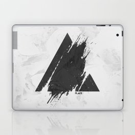 PLACE Triangle Laptop & iPad Skin