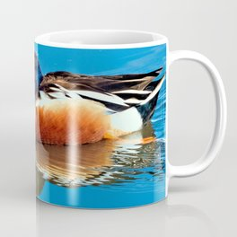 Mr. Northern Shoveler Coffee Mug