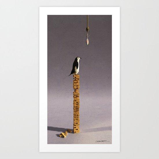 Equilibrium V Art Print