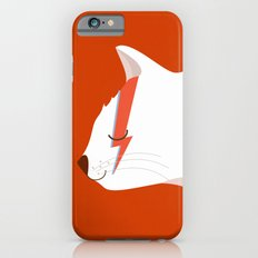 David Meowie Slim Case iPhone 6s