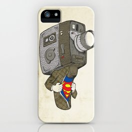 Super8 iPhone Case