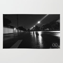 The Night Before Irma Rug