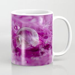 Drops in feathers Coffee Mug