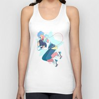 dmmd Tank Tops featuring Aoba by Meex Art
