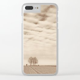 solicity Clear iPhone Case