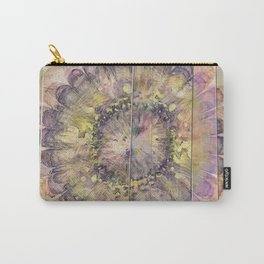 Consuetudinal Daydream Flowers  ID:16165-022110-37471 Carry-All Pouch