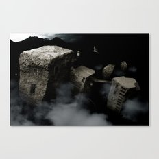 seventh for the mountains Canvas Print